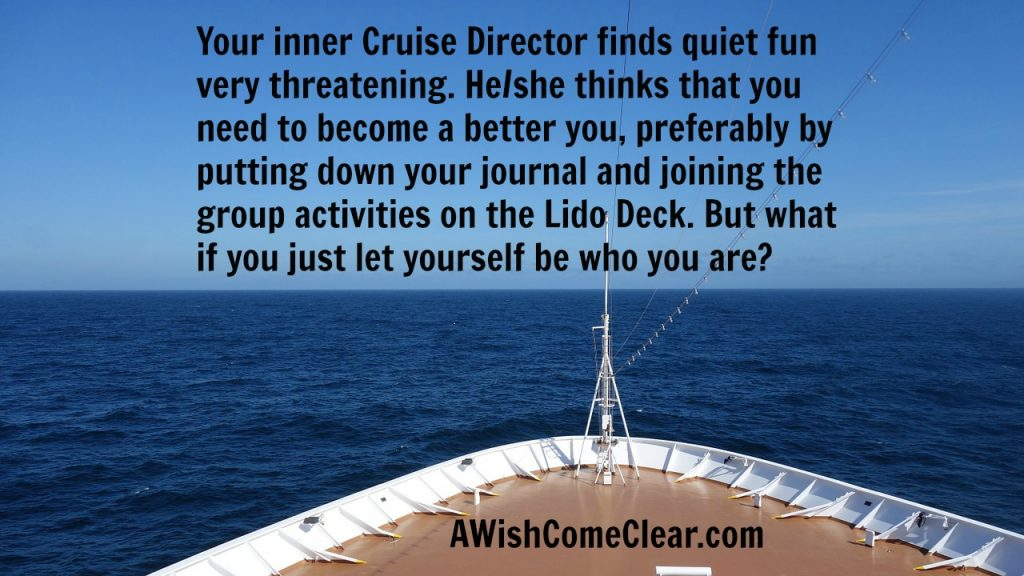 Cruise Director Controlled