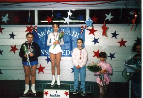 how to persevere when rejections knock you down, skating competition
