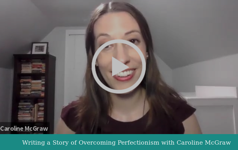 how does she do it all, writing a story of overcoming perfectionism