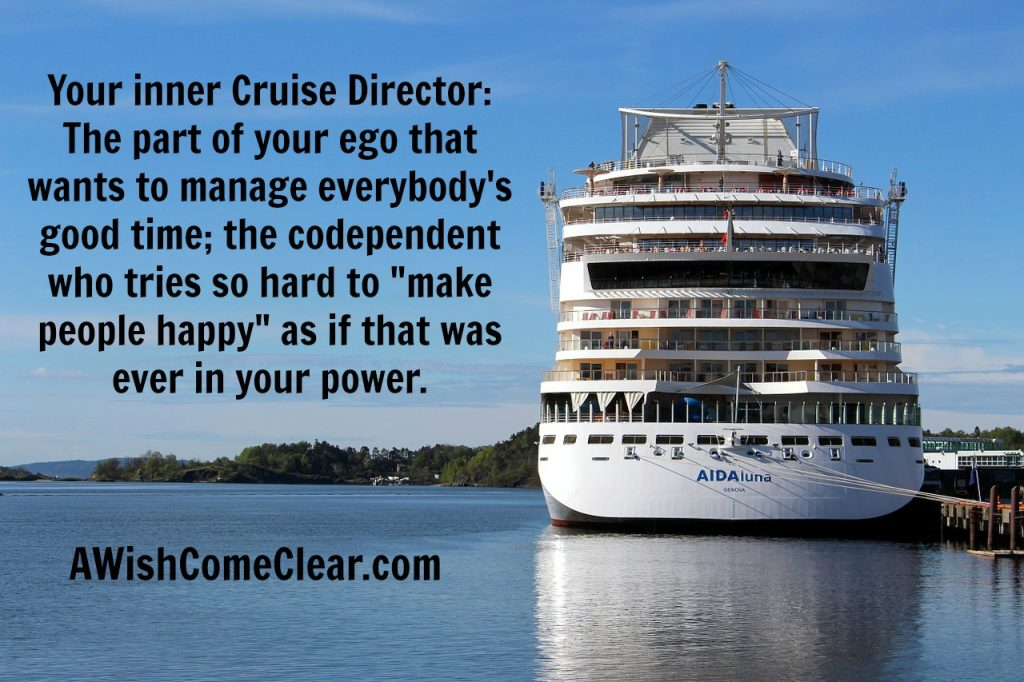 Controlled Cruise Director