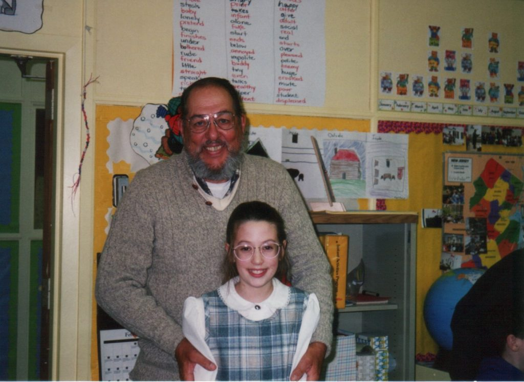 Grade School ... not daring to dress better