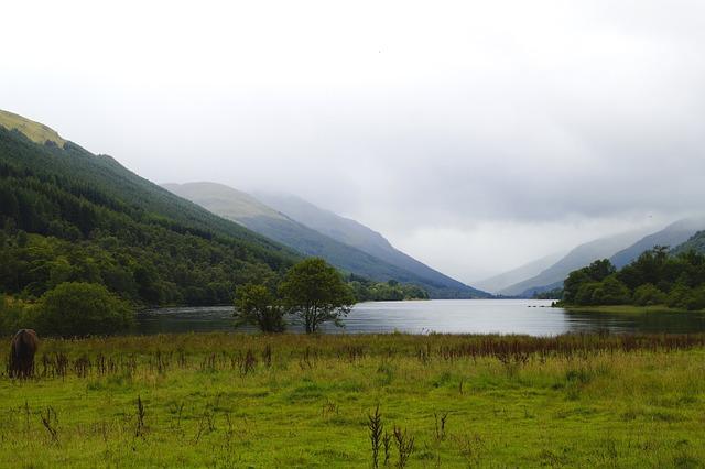 Loch Lomond, trust your inner knowing