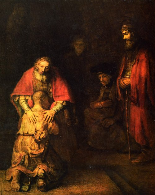 Return of the Prodigal Son, Rembrandt